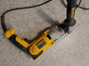 Dewalt corded hammer drill