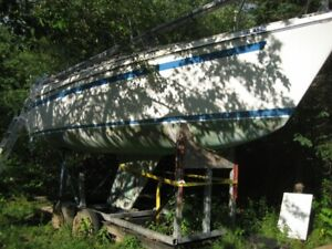 25' O'Day Sailboat ( Project )