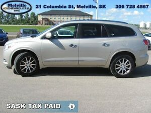 2013 Buick Enclave Leather  NEW TIRES*HEATED SEATS*TOW PKG Regina Regina Area image 3