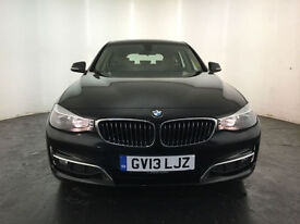 2013 BMW 318D LUXURY GT AUTO 5 DOOR HATCHBACK SERVICE HISTORY 143 BHP FINANCE PX