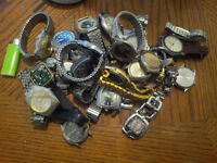 ANOTHER BUNCH OF OLDER AND NEWER WATCHES