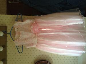Thy thy pink dress size 5
