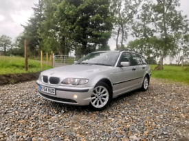 2004 BMW 318i Touring