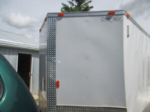 14 ft v nose. cargo trailer