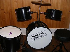 Kids  First Act Discovery Drums