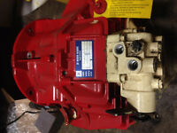 ZF Hurth Marine Transmission ZF 63 A - 2.5 Mechanical Switch