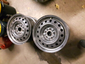"16"" steel Rims for sale"