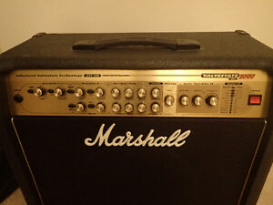 Marshall AVT100 100W 1x12 3-Channel Combo Amp with DFX Cambridge Kitchener Area image 3