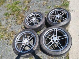 C5 Corvette Rims
