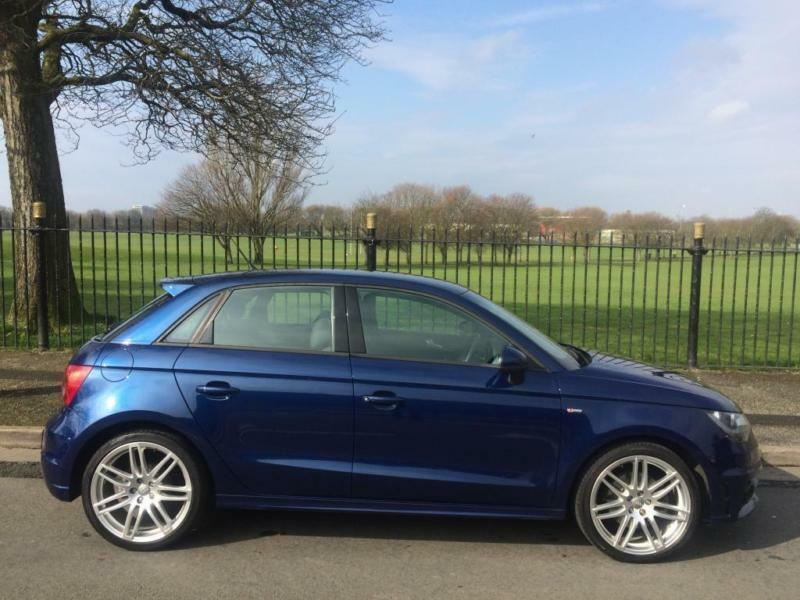 2013 63 audi a1 1 4 sportback tfsi s line 5d 122 bhp in wavertree merseyside gumtree. Black Bedroom Furniture Sets. Home Design Ideas