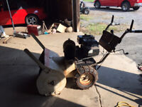 8 HP Snowblower, With Electric Start, For Sale