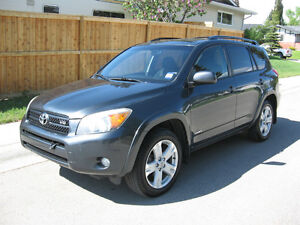 2006 toyota rav4 sport suv crossover cars trucks calgary kijiji. Black Bedroom Furniture Sets. Home Design Ideas