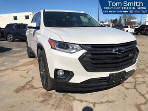 2019 Chevrolet Traverse   - SiriusXM - Surround Vision - $305.72 B/W