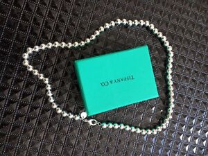 Tiffany & Co. Style Bead Necklaces