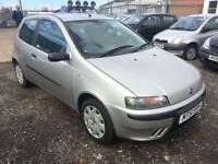 2001/51 Fiat Punto 1.2 ELX LONG MOT HPI CLEAR LOW MILEAGE
