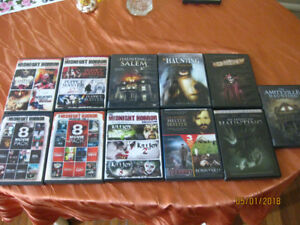 Horror DVDs GalORE