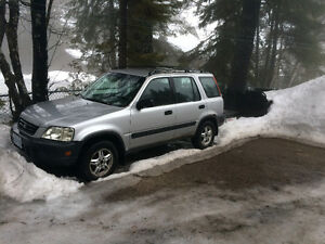1999 Honda CR-V 5 speed AWD