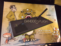 BAMBOO SPLASH PEN -- Drawing Tablet