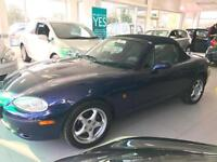 2004 Mazda MX-5 1.8i - 9ServiceStamp - 2Keepers - Service History Available