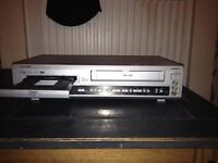 Philips DVD/CD/Video vcr with hi-fi
