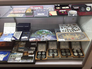Collectable Coins & Bills