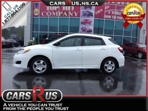 2014 Toyota Matrix FINANCE AND GET FREE WINTER TIRES!