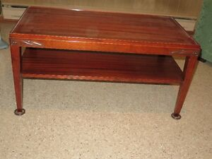 Gibbard Mahogany coffee table