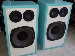 1 off custom speakers and Receiver! REDUCED