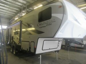 2019 Coachmen RV Chaparral Lite 25MKS