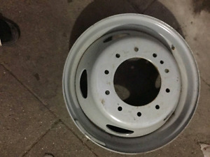 Heavy duty Truck Rims and Tires