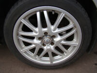 245/45/17 rims and tire