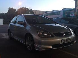 Honda civic ep3 type r,,, dc2, ek9, dc5