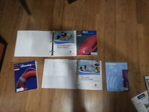 All LifeGuard Education Books + Tests/Notes