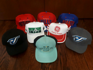Assorted Snapback and Fitted Hats