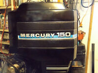 Used and re-built Mercury Outboard Motors