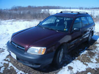 2000 Subaru Legacy Wagon for Parts
