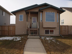 Family Home with Detached Dbl Garage for Rent Aug 1st