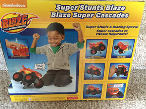 New! Fisher price Nickelodeon blaze & the monster machines Kitchener / Waterloo Kitchener Area image 3