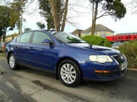 VOLKSWAGEN PASSAT 2.0 TDI 2006 COMPLETE WITH M.O.T HPI CLEAR INC WARRANTY