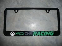 Xbox One Racing - License Plate Holder