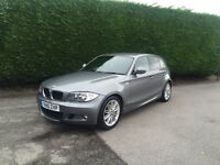 BMW 118D M SPORT 5-DR