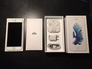 [Mint Condition] iPhone 6s Plus 64GB silver UNLOCKED
