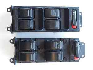 HONDA CIVIC 1996-1999 MASTER WINDOW SWITCH FRONT S04LM15816