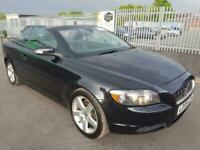 2008 Volvo C70 T5 SE Lux 2dr [230] CONVERTIBLE Petrol Manual