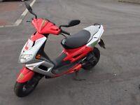 50cc speedfight 2 scooter