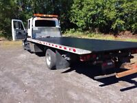2005 International 4300 Flatbed/Towtruck
