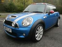 Mini Hatch Cooper S 3dr PETROL MANUAL 2007/07