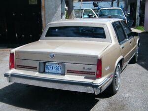 1986 Cadillac DeVille Sedan