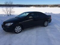 2004 Honda Civic Coupe Wow $ 4500