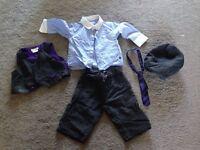0-3 month suit